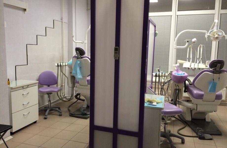 Стоматологическая клиника с постоянными клиентами