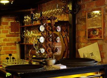 Атмосферный бар в отдельностоящем здании