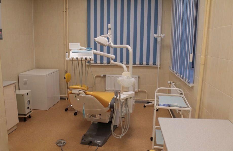 Действующая стоматология с широким спектром услуг