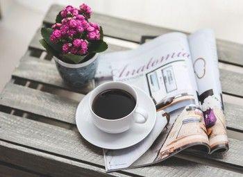 Кофейня кофе с собой