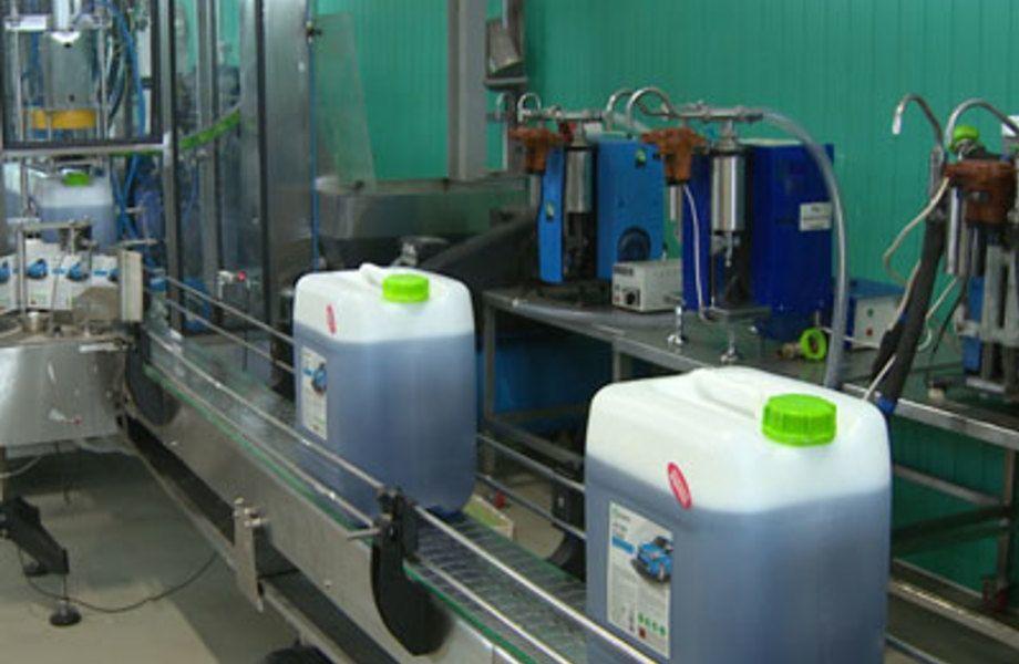 Успешное производство автохимии (8 лет работы)