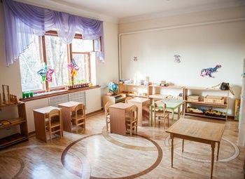 Частный детский сад  на севере города