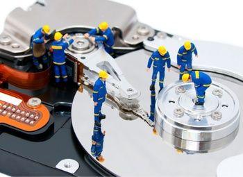 Прибыльный сервис по восстановлению данных с любых носителей