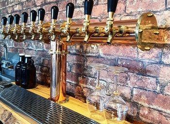 Магазин-бар разливного пива с подтвержденной прибылью