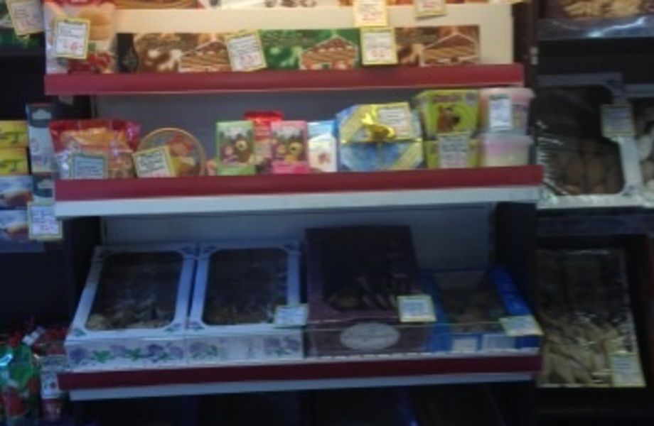 Мини-пекарня в проходном месте (5 лет работы)