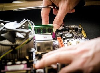 Раскрученный сервисный центр по ремонту электроники