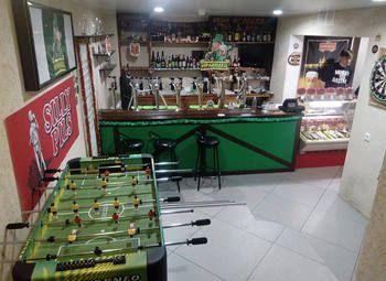 Пивной магазин-бар в Приморском районе