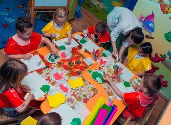 Детский сад в приморском районе