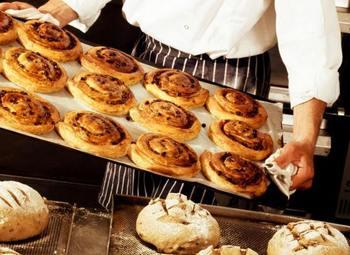 Небольшая сеть пекарен