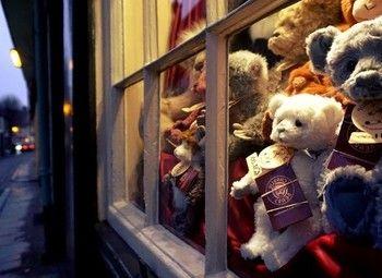 Магазин игрушек в ТЦ