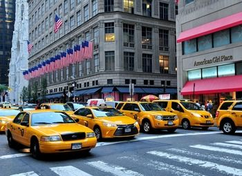 Диспетчерская служба такси с большой историей