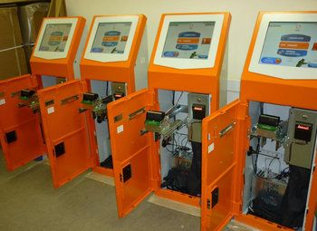 Продается сеть платежных терминалов в крупной сети гипермаркетов