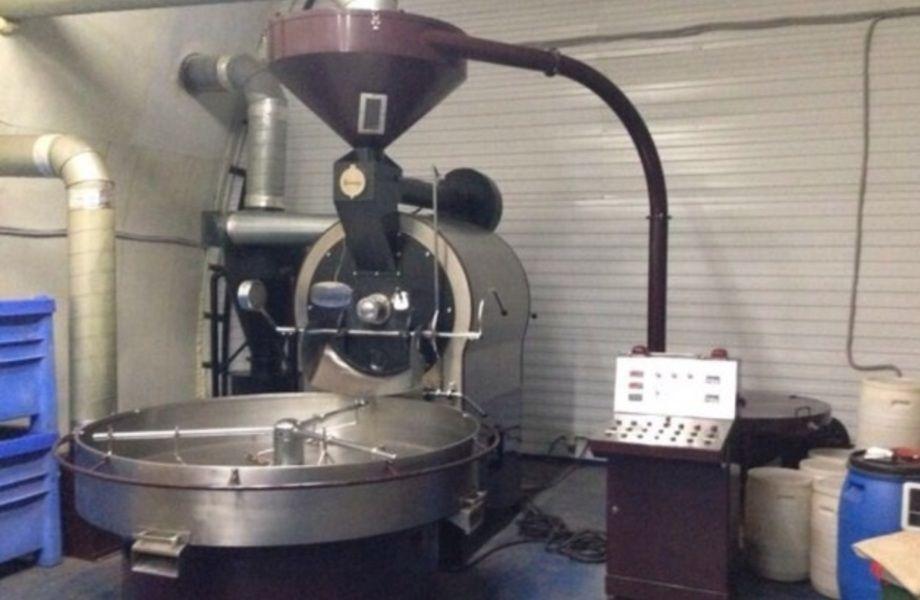 Кофейное производство с очень высоким доходом