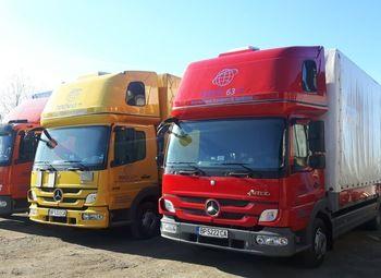 Транспортная компания с отделом продаж