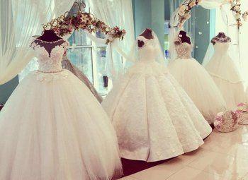 Эксклюзивный шоу-рум свадебных платьев