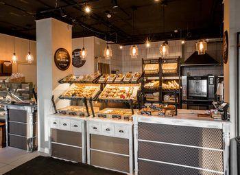 Магазин - пекарня на Электросиле