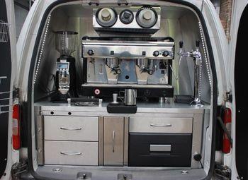 Мобильная кофейня/100 000 прибыль