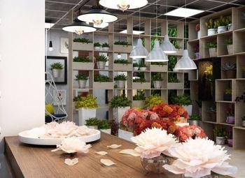Цветочный магазин на Горьковской