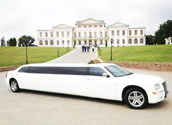 Прокат лимузинов в СПб