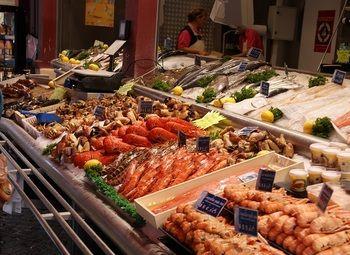 Магазин морских деликатесов с сайтом и доставкой