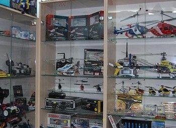 Магазин детских игрушек в крупном ТРК