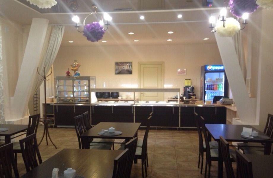 Столовая-Кафе (В Бизнес Центре)