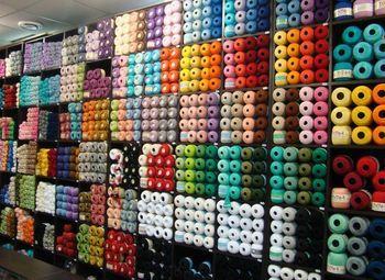 Магазин швейной фурнитуры и рукоделия по стоимости товарного остатка