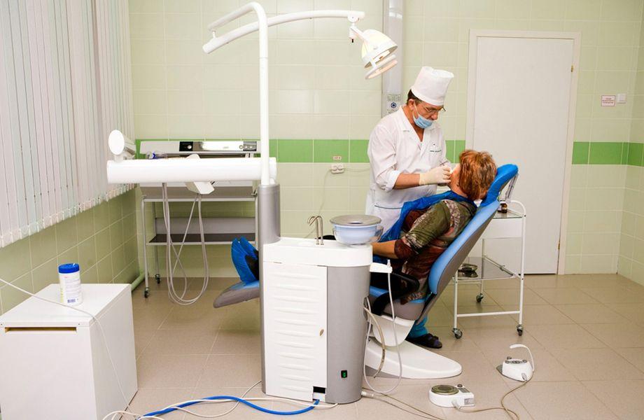 Стоматология в московском районе на первой линии