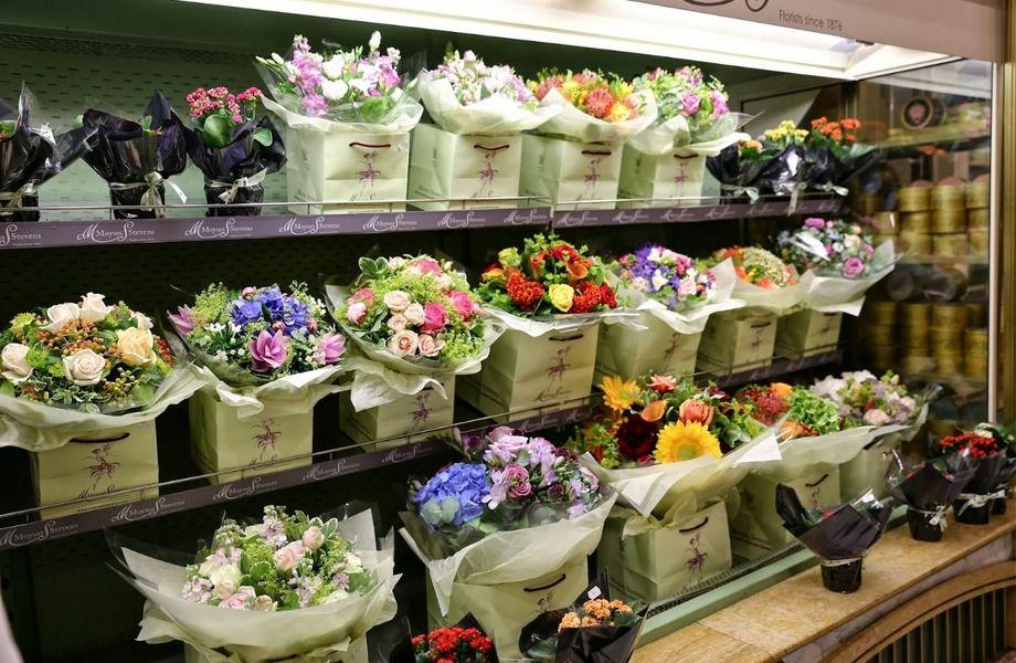 Цветочный магазин в центре СПб