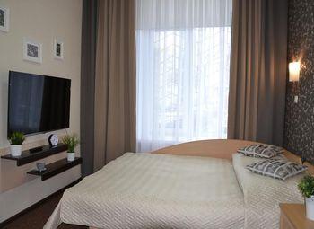 Мини-отель в центре с высоким рейтингом