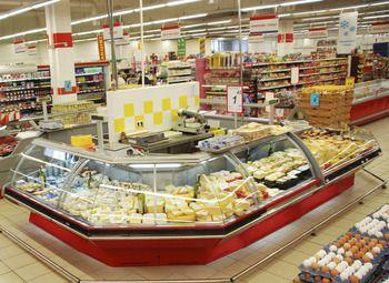 Продуктовый магазин на Нарвской