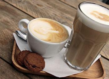 Кофейня в спальном районе