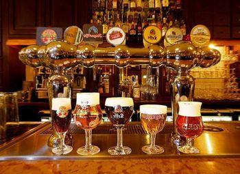 Магазин-бар разливного пива в крупном ЖК