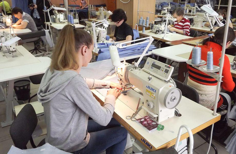 Швейное производство в Калининском районе с 30-летней историей
