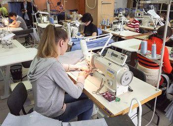 Швейное производство в Калининском районе с 30 летней историей