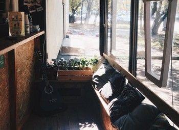 Кофе с собой на Черной Речке