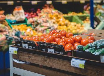 Продажа продуктового минимаркета