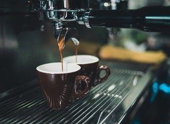 Сеть кафейных аппаратов