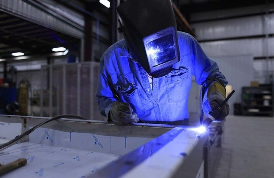 Производство металлоконструкций с помещением в собственности