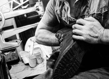 Мастерская по ремонту обуви о одежды