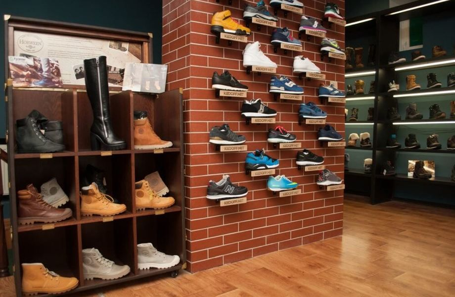 Два магазина обуви в ТРК