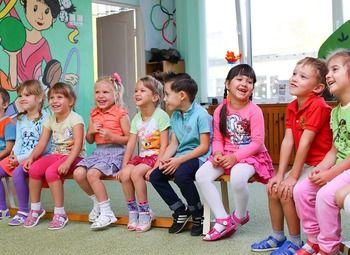 Детский сад в жилом массиве на юге города