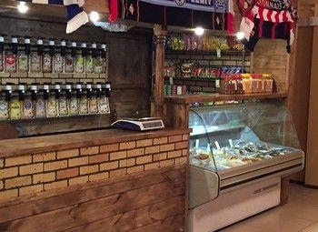 Магазин разливного пива около метро Дыбенко