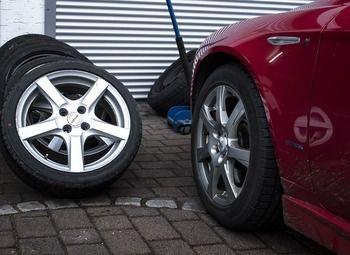 Шиномонтаж в паркинге с большой перспективой роста