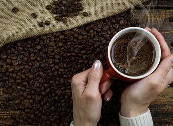 """""""Кофе с собой"""" в проходном месте"""