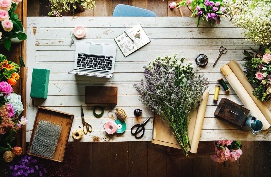 Продаётся рабочий цветочный бизнес