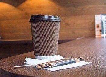 Кофе с собой на Просвещения