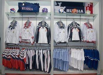 Он/Офф-лайн магазин профессиональной спортивной одежды