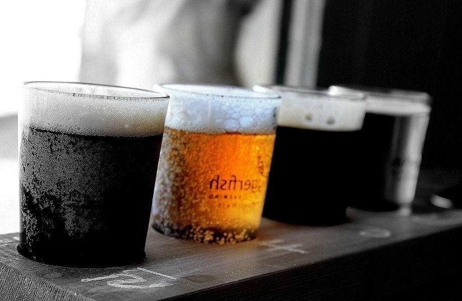 Бар-магазин разливного Пива