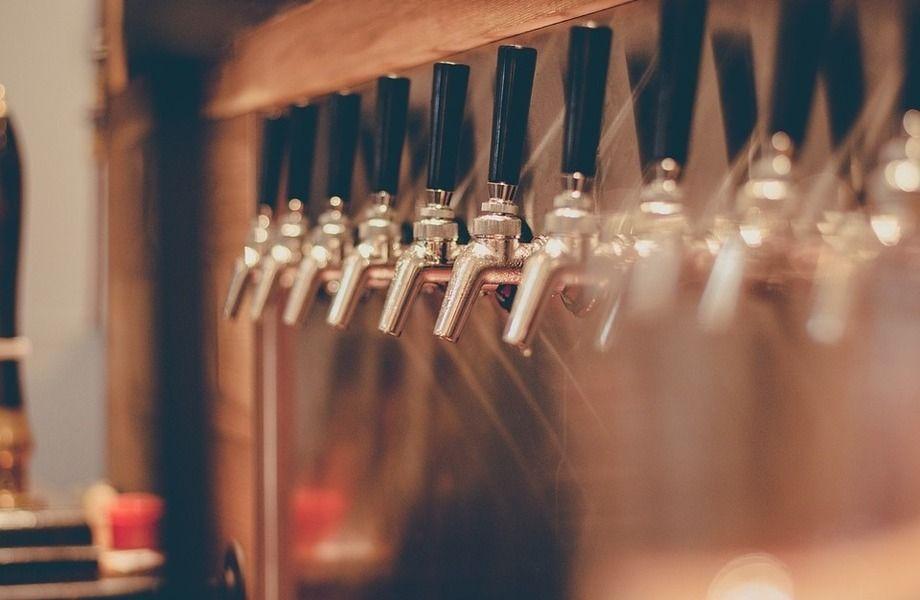 Магазин разливного и бутылочного пива